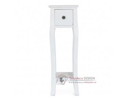 WAGNER 3, stolek, bílý