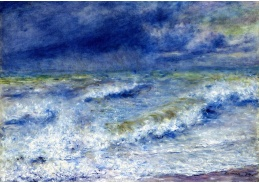 VR14-90 Pierre-Auguste Renoir - Vlna