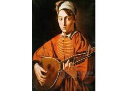 KO II-431 Caravaggio - Mladý muž s loutnou