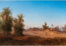D-5823 Bernhard Fiedler - Z Egypta
