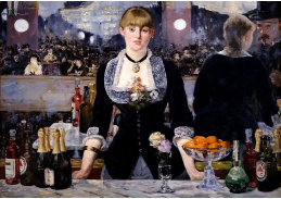 VEM 02 Édouard Manet - Bar ve Folies-Bergre