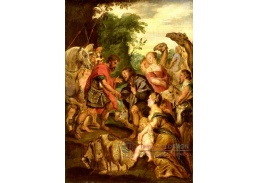VRU02 Peter Paul Rubens - Smíření Jákoba a Ezaua