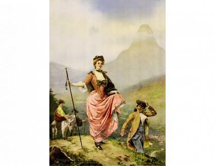 VF262 Marie-Félix Hippolyte-Lucas - Horolezectví