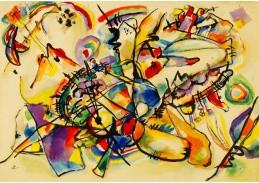 Obraz Vasilij Kandinskij VVK 23