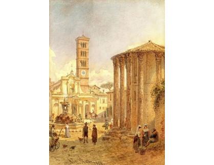 VALT 46 Franz Alt - Forum Boarium v Římě
