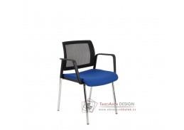 KENT PROKUR, konferenční židle siťovaná, výběr provedení