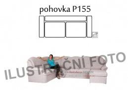 BONDY P155, 2-sedák, výběr provedení