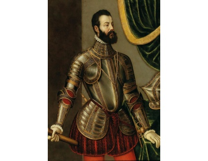 DDSO-5359 Agostino Galeazzi - Portrét velitele