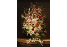 D-7723 Adelheid Dietrich - Zátiší s květinami