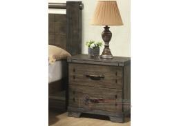 DiTAVOLA, noční stolek, charcoal