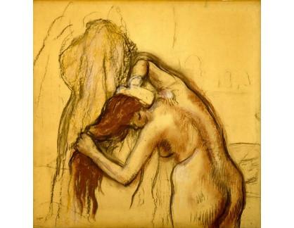 VR6-76 Edgar Degas - Sušící se žena