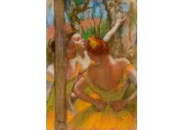 D-7796 Edgar Degas - Tanečnice