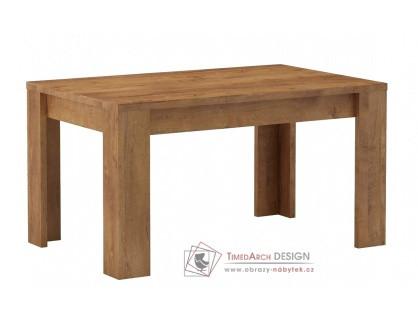 INDIANAPOLIS 160, jídelní stůl rozkládací, jasan světlý