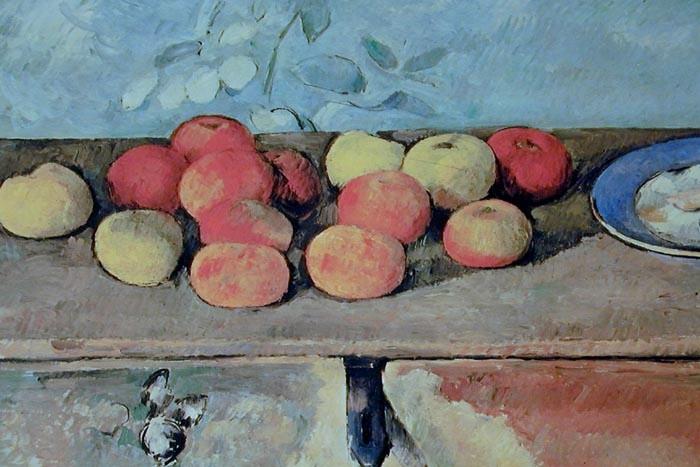 R10-14 Paul Cézanne - Zátiší