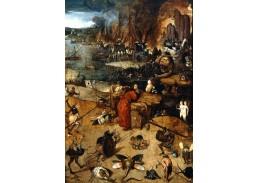 DDSO-2752 Hieronymus Bosch - Pokušení svatého Antonína