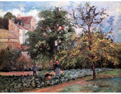 VCP-384 Camille Pissarro - Sad v Maubuisson
