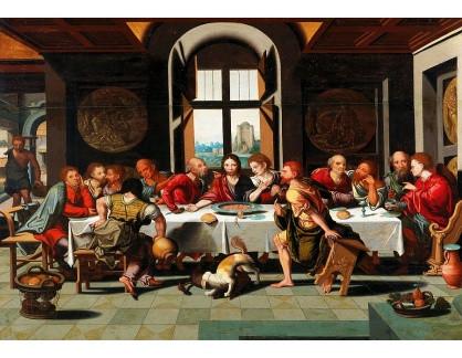 VH127 Pieter Coecke van Aelst - Poslední večeře