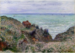 DDSO-2131 Claude Monet - Domek v Customs Watch