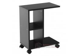 ABBAS NEW, příruční stolek, černá