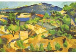 R10-53 Paul Cézanne - Provence