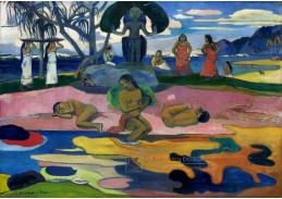 A-100 Paul Gauguin - Den Boží