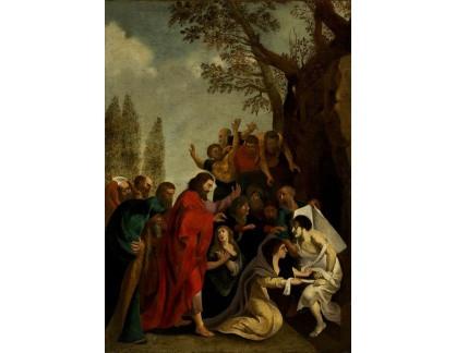VRU212 Peter Paul Rubens - Uzdravení Lazara