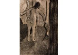VR6-99 Edgar Degas - Ve veřejném domě