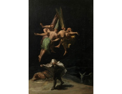 SO VII-214 Francisco de Goya - Létající čarodějnice