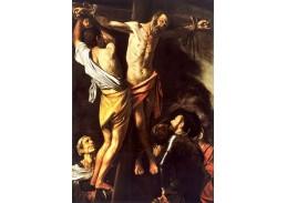 VCAR 59 Caravaggio - Ukřižování svatého Ondřeje