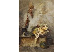 Slavné obrazy X 170 Olga Wisinger-Florian - Kuchyňské zátiší