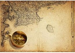 Obraz mapa 201
