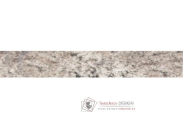 Nástěnný panel 305cm, granit bavaria