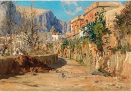 D-5822 Bernardo Hay - Motiv z Capri