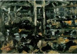VLC 103 Lovis Corinth - Kravín