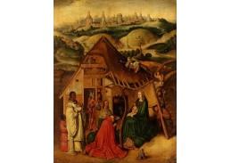 SO XVII-478 Hieronymus Bosch - Narození Krista