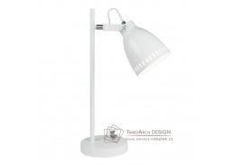 AIDEN 1, stolní lampa, bílá
