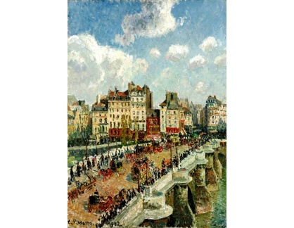 VCP-481 Camille Pissarro - Pont Neuf