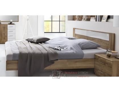 PAMELA 291, postel 140x200cm, divoký dub