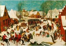 VH99 Jan Brueghel - Vraždění nevinňátek
