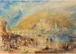 D-6241 Joseph Mallord William Turner - Heidelberg s duhou