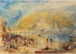 D-6241 Joseph Mallord William Turner - Heidelberg s duhou