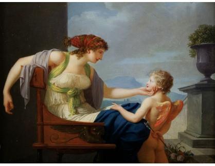 KO III-203 Jean-Baptiste Regnault Baron - Venuše a Amor