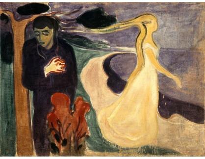 VEM13-24 Edvard Munch - Odloučení