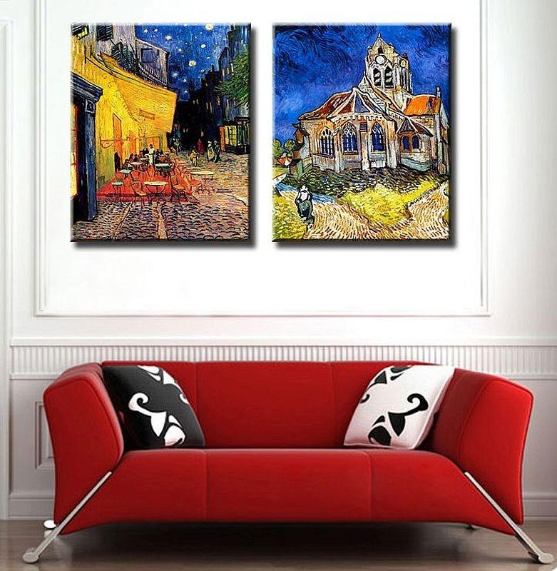 Obrazový set 2D Vincent van Gogh 2