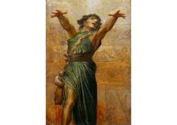 Slavné obrazy VII-101 George Frederic Watts - Jonáš