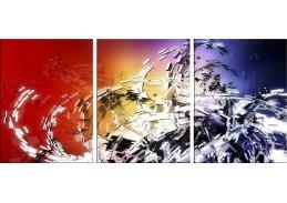 Obraz - Triptych 3D-10