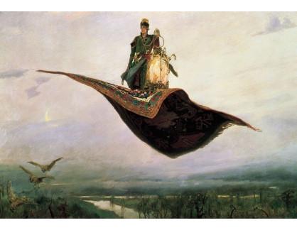 VR102 Viktor Vasnetsov - Létající koberec