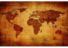 Obraz mapa 127