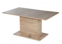 ANITA 1, jídelní stůl 138x80cm, dub sonoma