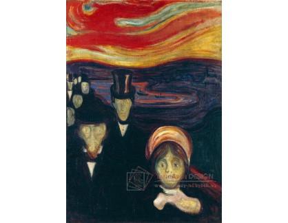 VEM13-63 Edvard Munch - Úzkost